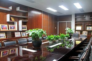 泽亚会议室