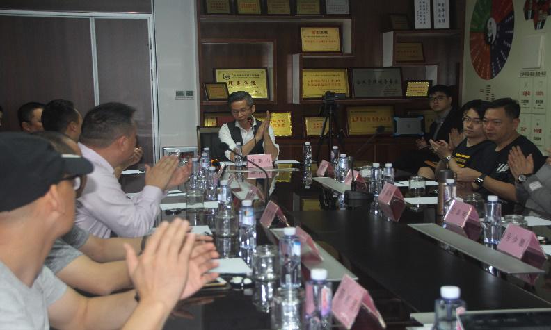 真干貨私董會第一期第一次會議圓滿成功!